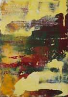 paysage abstrait n°17