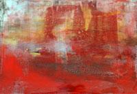 paysage abstrait n°28